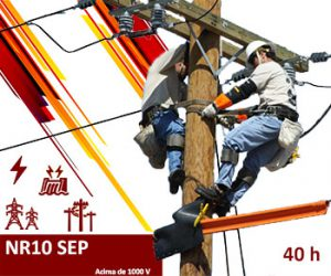 Curso NR10 SEP - Top Elétrica